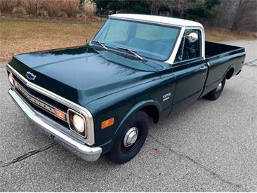 1969 Chevrolet C10 (CC-1434962) for sale in Cadillac, Michigan