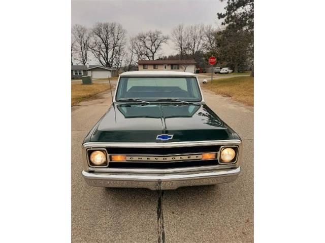 1969 Chevrolet C10 (CC-1434962) for sale in Cadillac, Michigan
