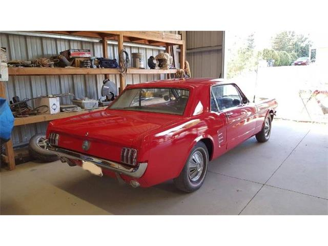 1966 Ford Mustang (CC-1434963) for sale in Cadillac, Michigan