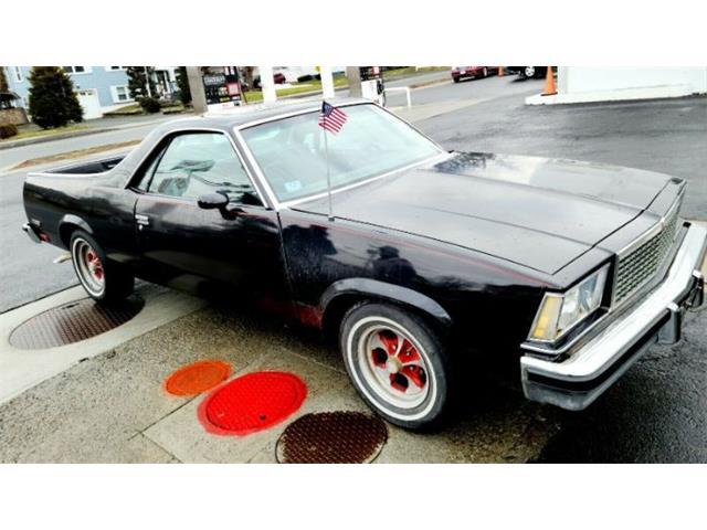 1978 Chevrolet El Camino (CC-1434981) for sale in Cadillac, Michigan
