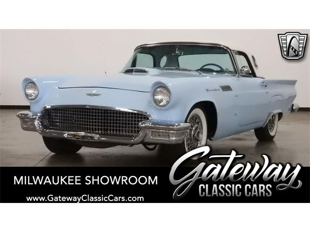 1957 Ford Thunderbird (CC-1434993) for sale in O'Fallon, Illinois