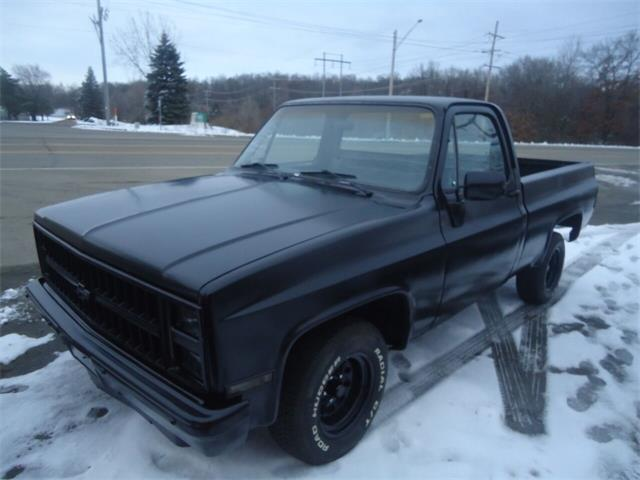 1981 Chevrolet C/K 10 (CC-1434999) for sale in Jackson, Michigan