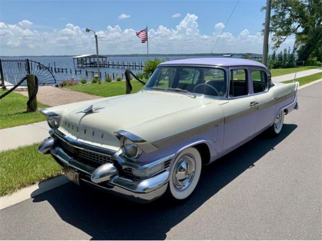 1957 Packard Clipper (CC-1430501) for sale in Cadillac, Michigan