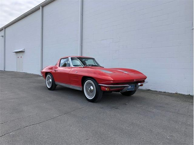 1963 Chevrolet Corvette (CC-1435011) for sale in Wallingford, Connecticut