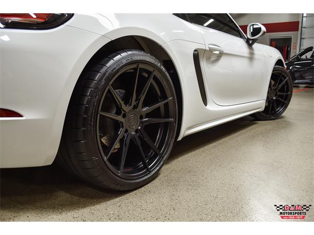 2019 Porsche 718 Cayman (CC-1435015) for sale in Glen Ellyn, Illinois