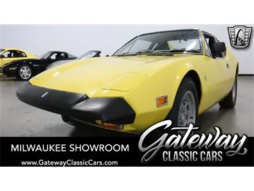 1972 De Tomaso Pantera (CC-1435025) for sale in O'Fallon, Illinois