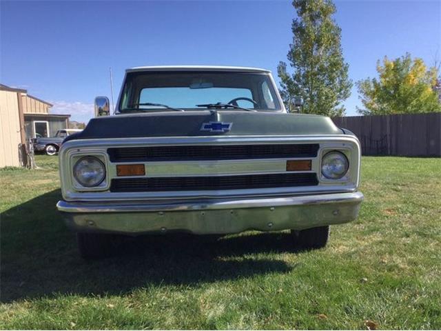 1970 Chevrolet C/K 1500 (CC-1430503) for sale in Cadillac, Michigan