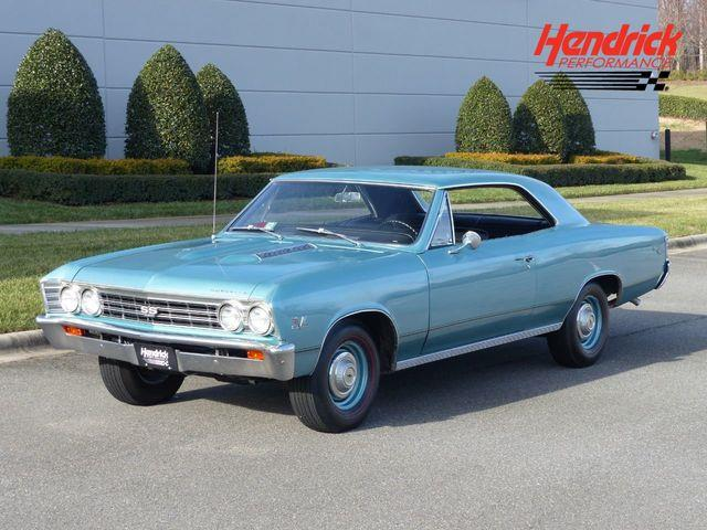 1967 Chevrolet Chevelle SS (CC-1435032) for sale in Charlotte, North Carolina