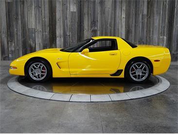 2004 Chevrolet Corvette Z06 (CC-1435035) for sale in Bettendorf, Iowa