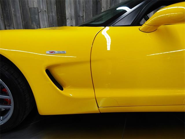 2004 Chevrolet Corvette Z06 (CC-1435035) for sale in Bettendorf, Iowa