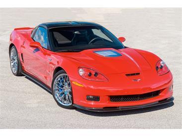 2009 Chevrolet Corvette ZR1 (CC-1435038) for sale in Ocala, Florida