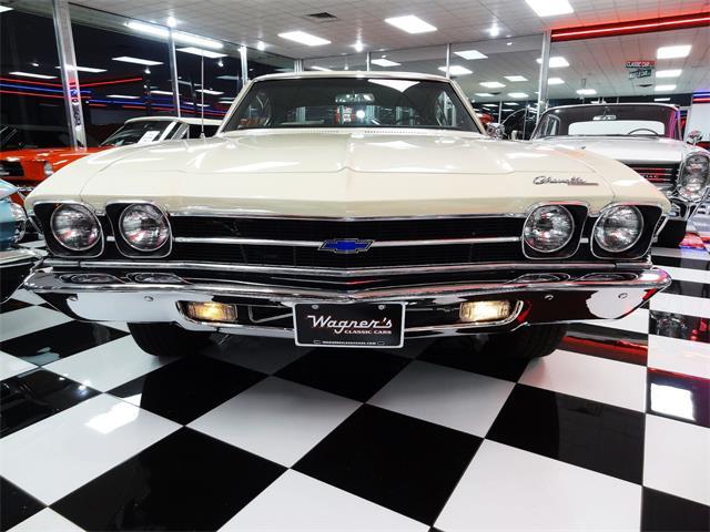 1969 Chevrolet Malibu (CC-1435044) for sale in Bonner Springs, Kansas