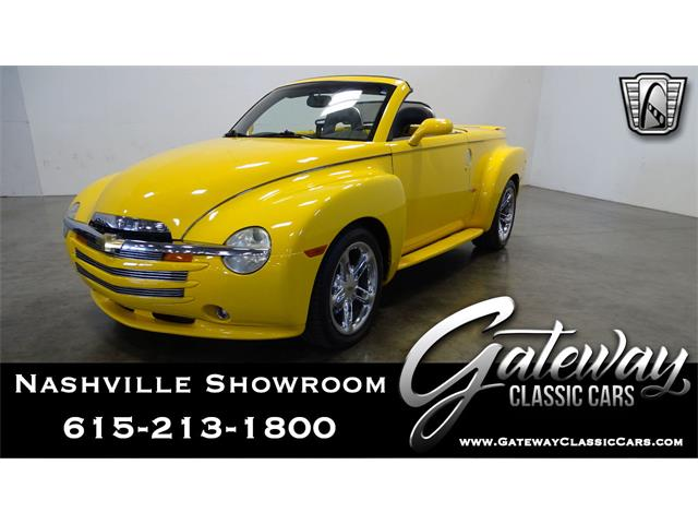 2003 Chevrolet SSR (CC-1435049) for sale in O'Fallon, Illinois