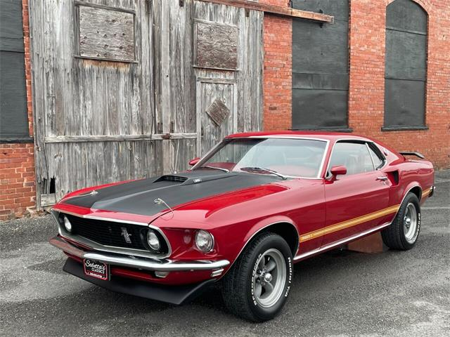 1969 Ford Mustang (CC-1435051) for sale in Orville, Ohio