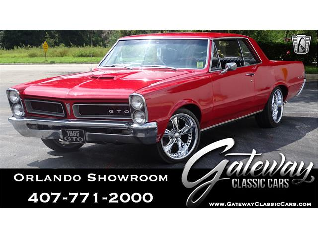 1965 Pontiac GTO (CC-1435053) for sale in O'Fallon, Illinois