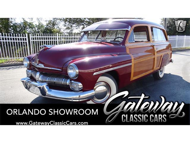 1950 Mercury Woody Wagon (CC-1435057) for sale in O'Fallon, Illinois