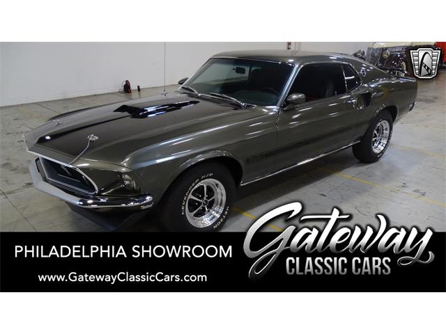1969 Ford Mustang (CC-1435063) for sale in O'Fallon, Illinois