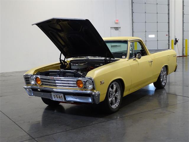 1967 Chevrolet El Camino (CC-1435065) for sale in O'Fallon, Illinois