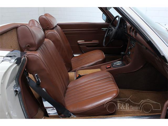 1972 Mercedes-Benz 350SL (CC-1435066) for sale in Waalwijk, Noord Brabant