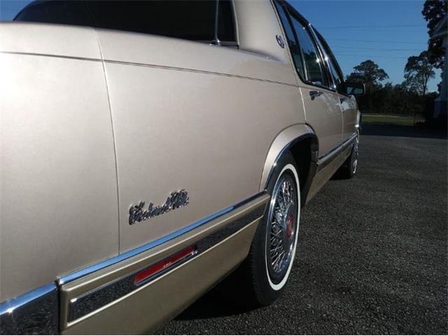 1991 Cadillac DeVille (CC-1430508) for sale in Cadillac, Michigan
