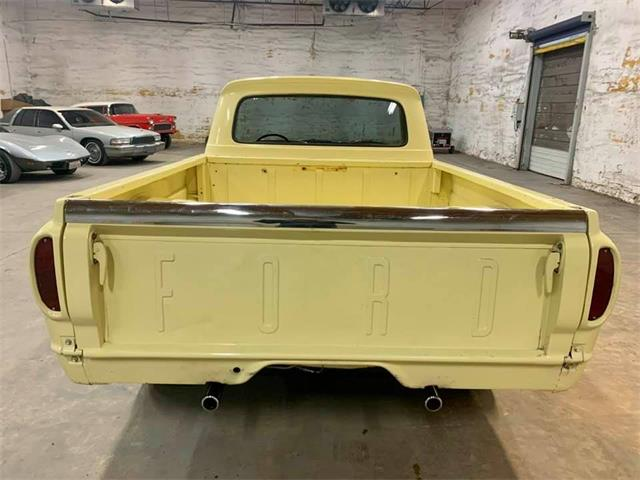 1962 Ford F100 (CC-1435083) for sale in Denison, Texas