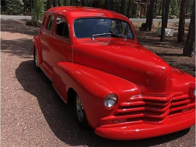 1947 Chevrolet 4-Dr Sedan (CC-1435088) for sale in Fort Worth, Texas