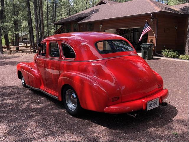 1947 Chevrolet 4-Dr Sedan (CC-1435088) for sale in Fort Worth, Texas