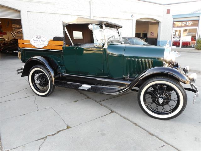 1929 Ford Model A (CC-1435091) for sale in Gilroy, California