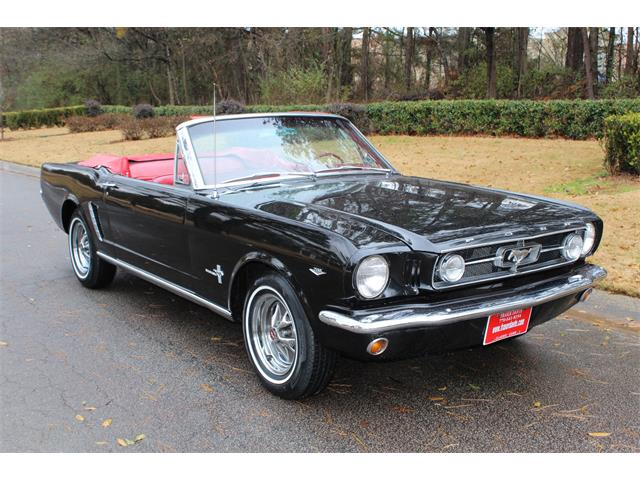 1965 Ford Mustang (CC-1435092) for sale in Roswell , Georgia