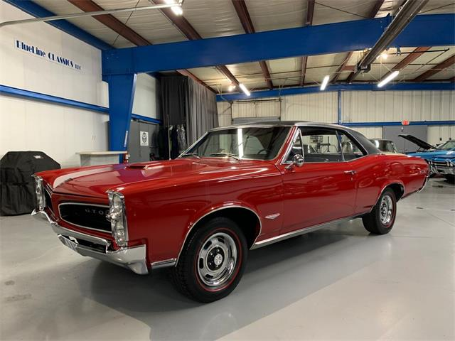 1966 Pontiac GTO (CC-1435094) for sale in North Royalton, Ohio