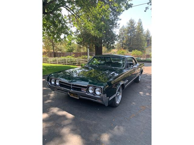 1966 Oldsmobile 442 (CC-1435096) for sale in San Rafael, California