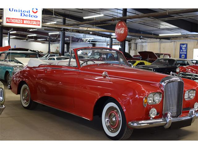1963 Bentley Saloon (CC-1435098) for sale in Watertown, Minnesota