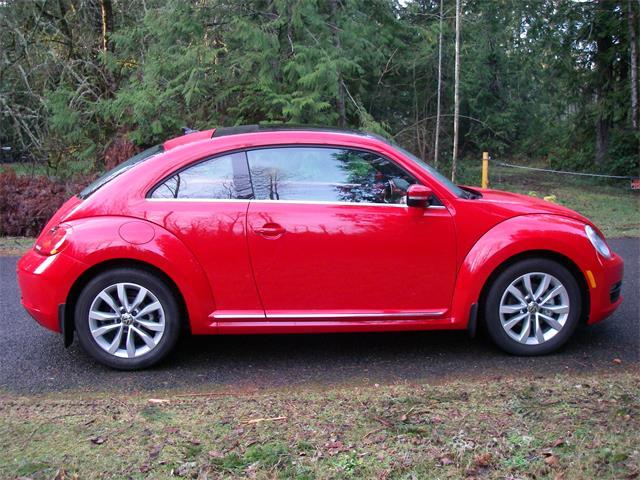 2014 Volkswagen Beetle (CC-1435101) for sale in Lakebay, Washington