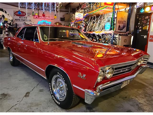 1967 Chevrolet Chevelle Malibu (CC-1435103) for sale in hopedale, Massachusetts