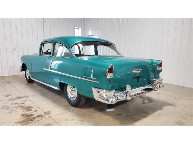 1955 Chevrolet 2-Dr Post (CC-1435106) for sale in Salesville, Ohio