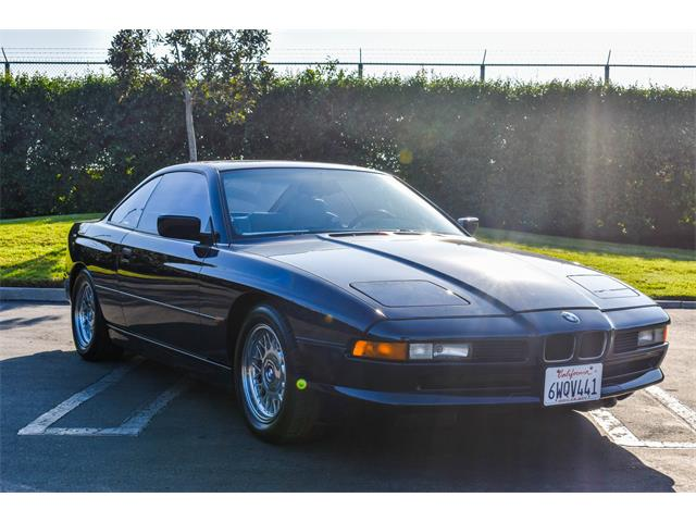 1995 BMW 8 Series (CC-1435107) for sale in Santa Ana, California