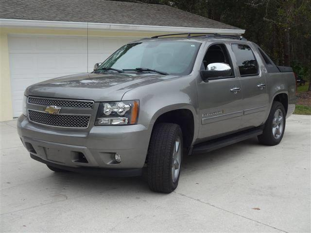 2008 Chevrolet Avalanche (CC-1435109) for sale in Sarasota, Florida