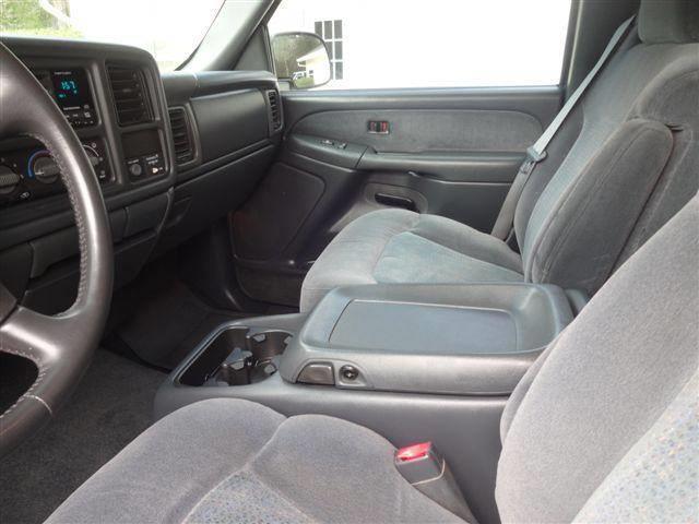 2002 Chevrolet Silverado (CC-1435110) for sale in Sarasota, Florida
