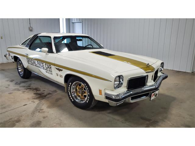 1974 Oldsmobile 442 W-30 (CC-1435111) for sale in Salesville, Ohio