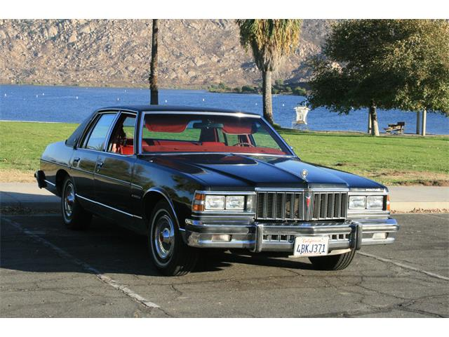 1979 Pontiac Bonneville (CC-1435113) for sale in PERRIS, California