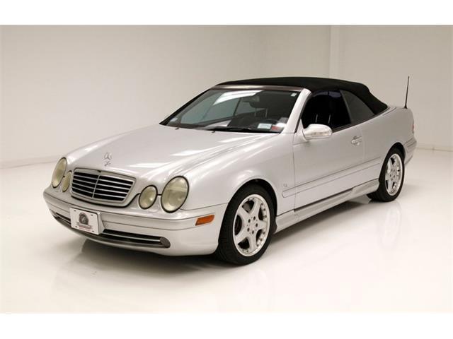 2002 Mercedes-Benz CLK (CC-1435116) for sale in Morgantown, Pennsylvania
