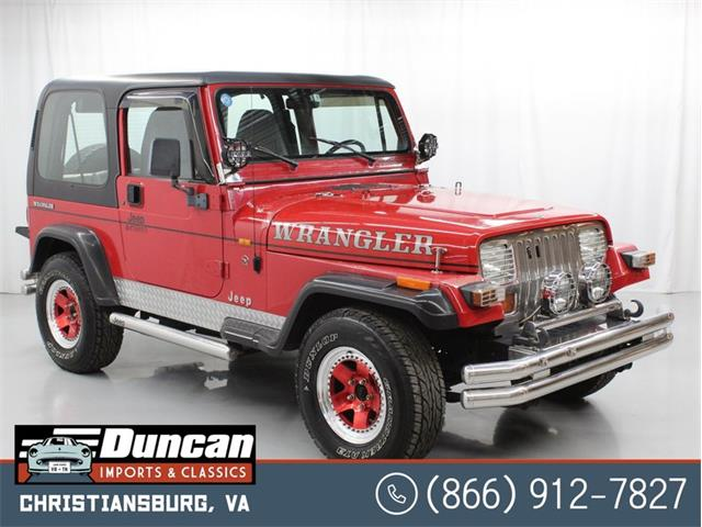 1995 Jeep Wrangler (CC-1435119) for sale in Christiansburg, Virginia