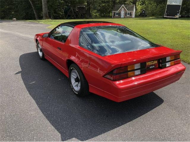 1989 Chevrolet Camaro (CC-1430512) for sale in Cadillac, Michigan
