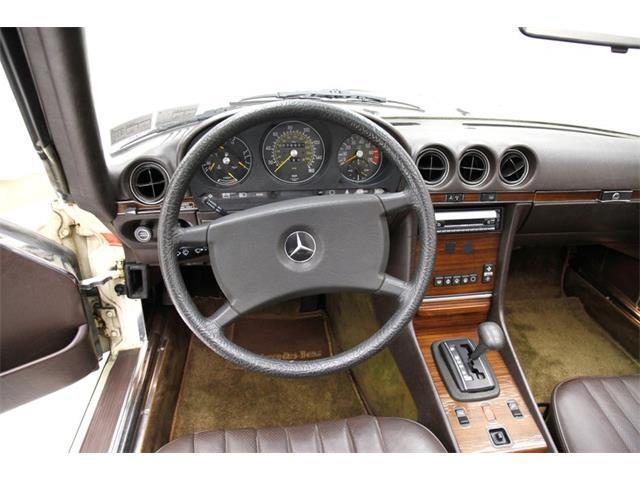 1983 Mercedes-Benz 380 (CC-1435124) for sale in Morgantown, Pennsylvania