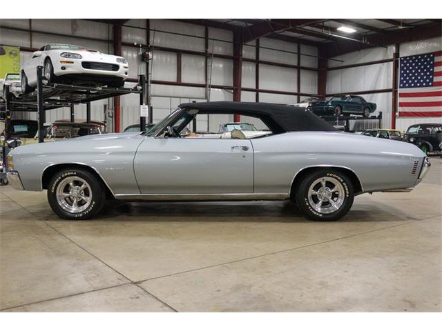 1971 Chevrolet Chevelle (CC-1435128) for sale in Kentwood, Michigan