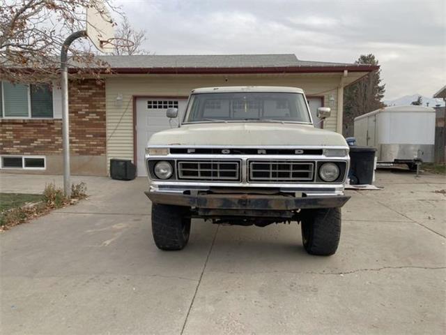 1975 Ford F250 (CC-1430513) for sale in Cadillac, Michigan