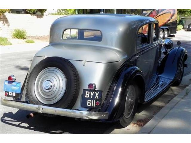 1935 Rolls-Royce Sedan (CC-1435133) for sale in Cadillac, Michigan