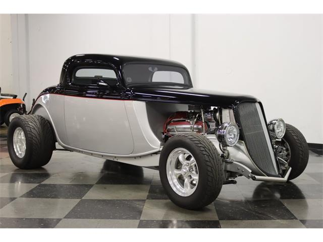 1933 Ford 3-Window Coupe (CC-1435135) for sale in Ft Worth, Texas