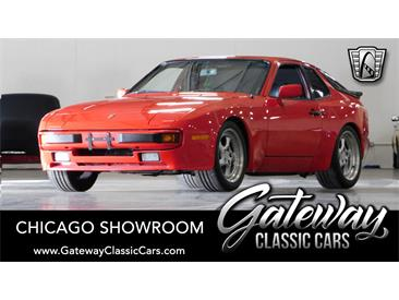 1985 Porsche 944 (CC-1435136) for sale in O'Fallon, Illinois