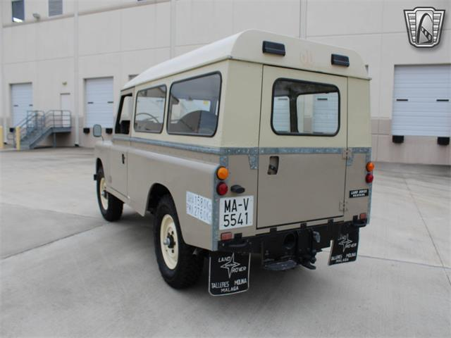 1983 Land Rover Santana (CC-1430514) for sale in O'Fallon, Illinois